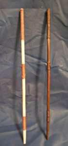 2 wands