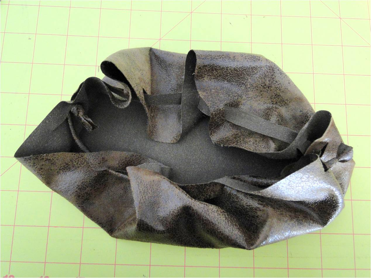 Pouch Step 6
