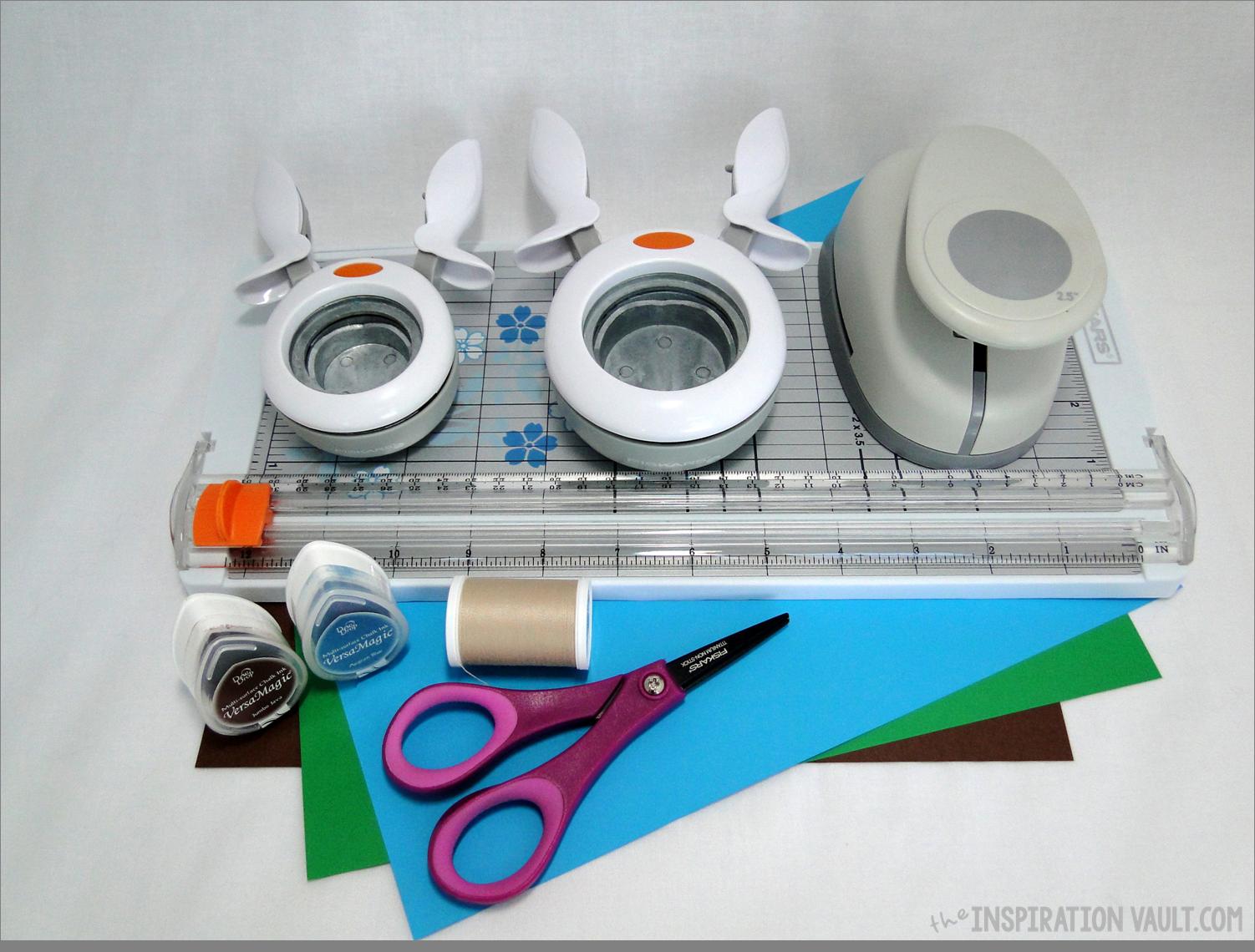 Circle Garland Materials