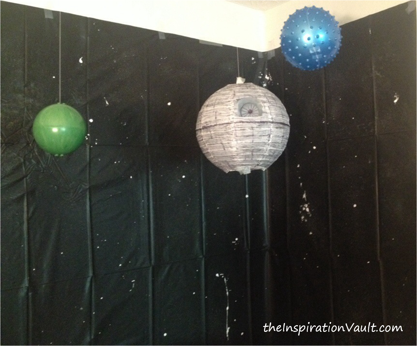 star wars themed diy party decorations - Star Wars Party Decorations