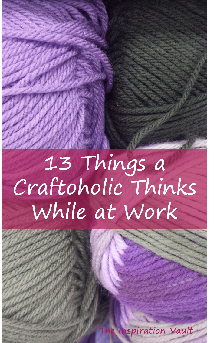 Craftoholic Thoughts Article Pinterest