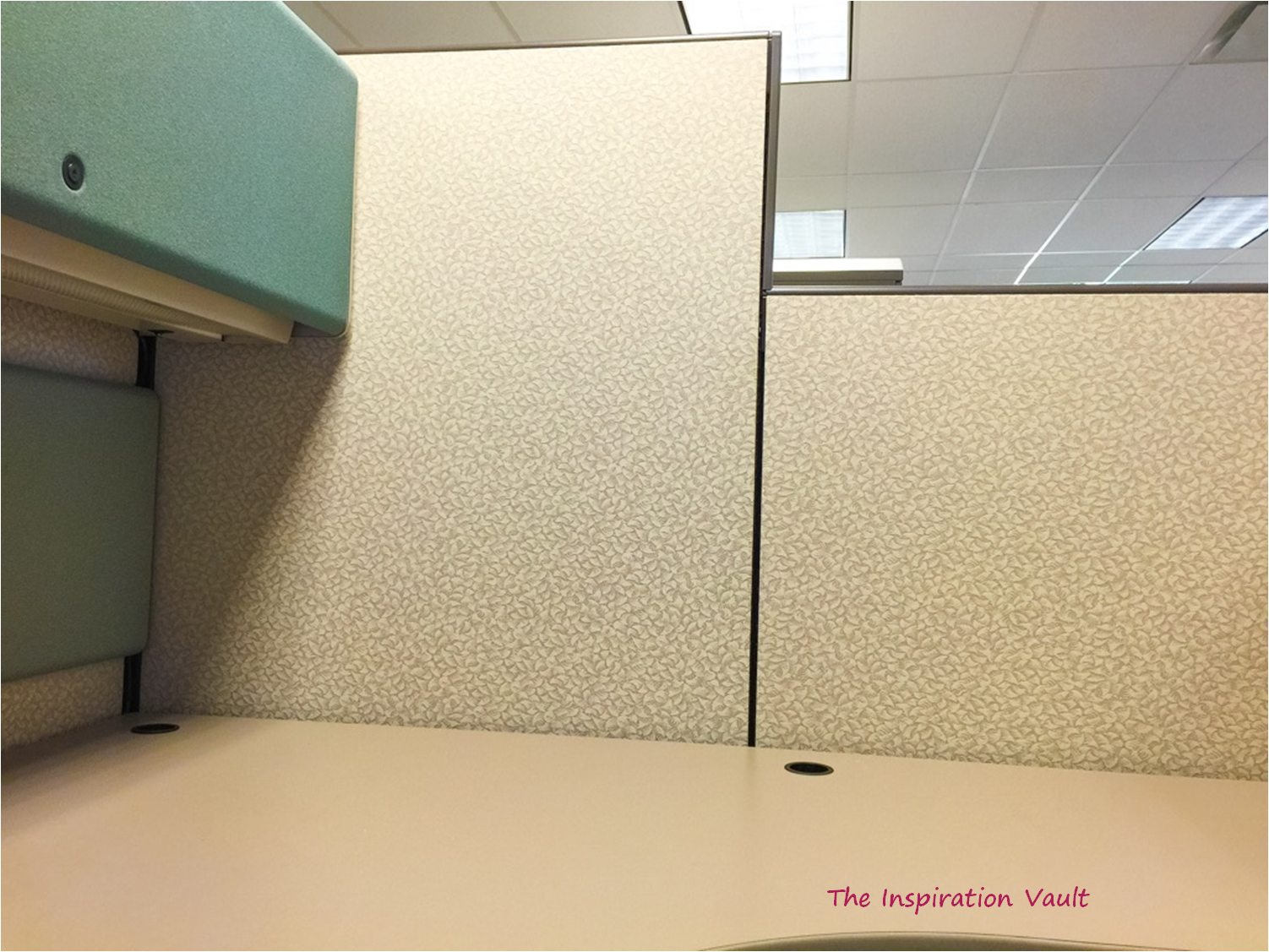 Craftoholic Thoughts Cubicle