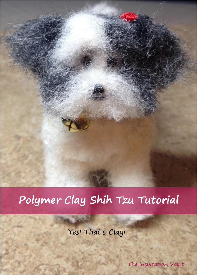Polymer Clay Shih Tzu Tutorial