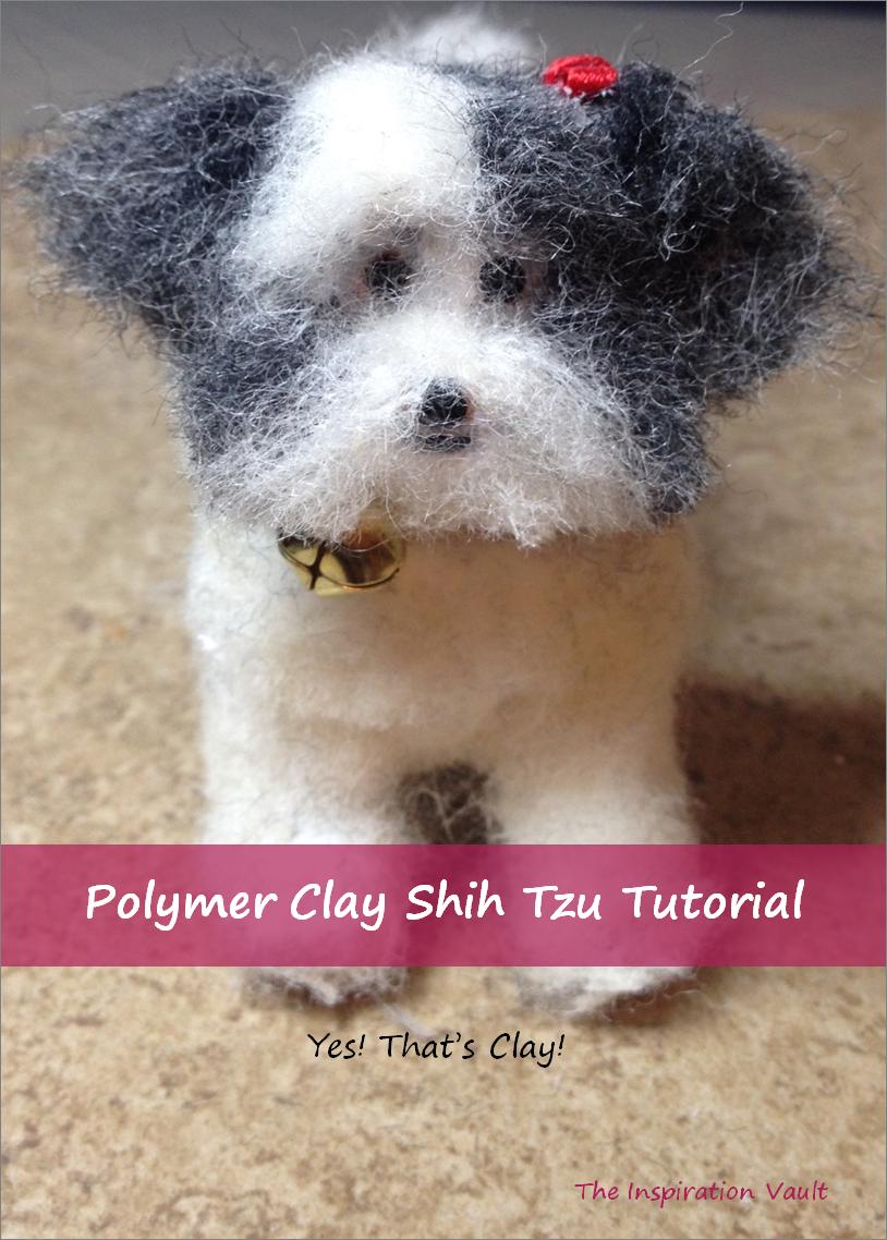 Polymer Clay Shih Tzu Tutorial