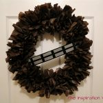 Chewbacca Wookie Wreath