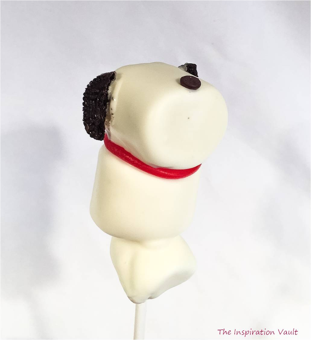 Snoopy Pops Step 13