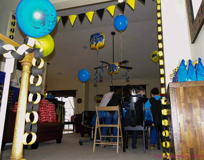 Batman Party Decorations 1