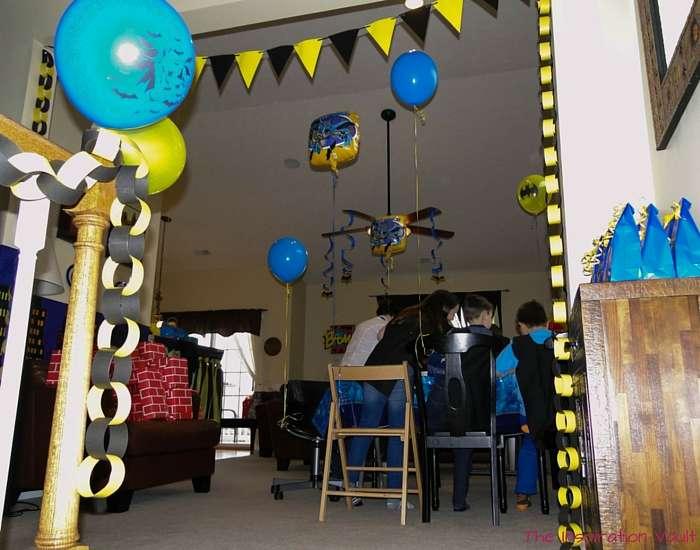 Batman Party Decorations 1