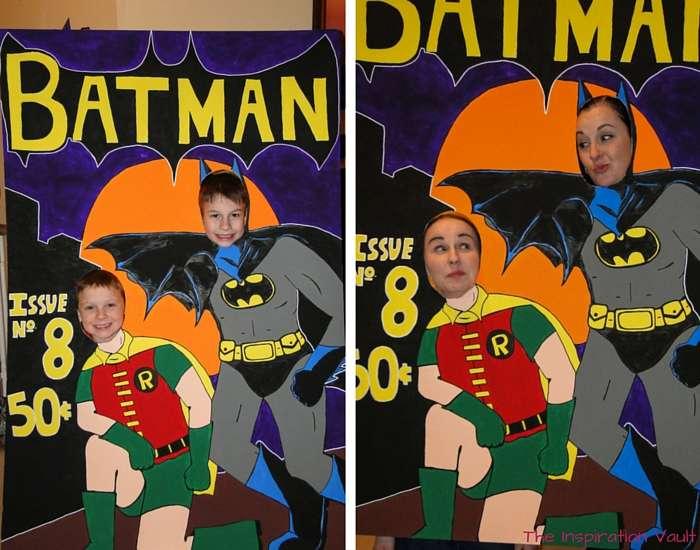 Batman Party Favors 1