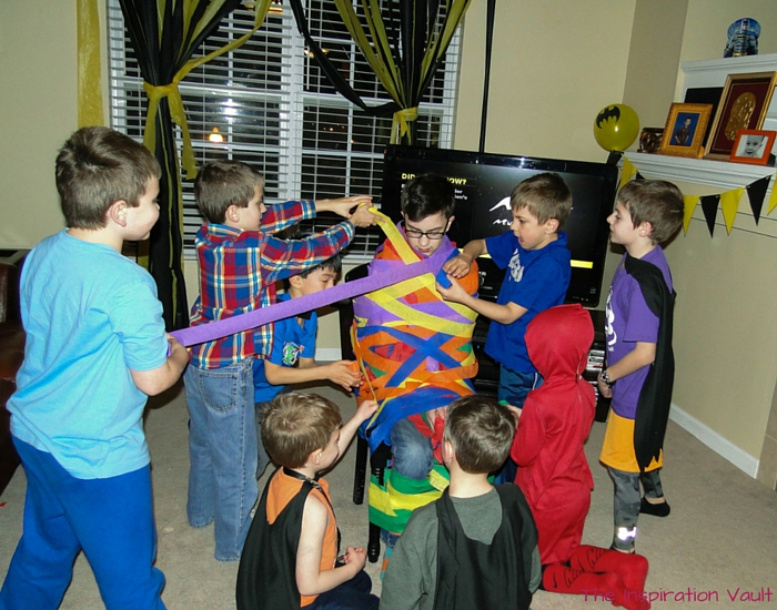Batman Party Games 2