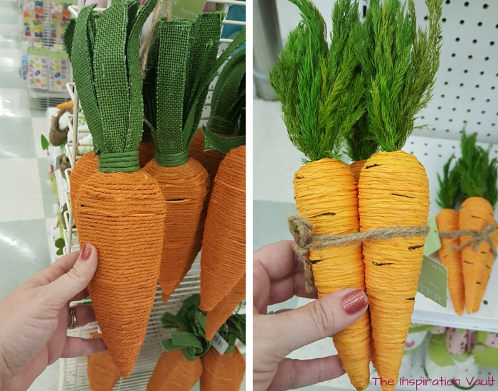 DIY Rustic Carrots Inspiration