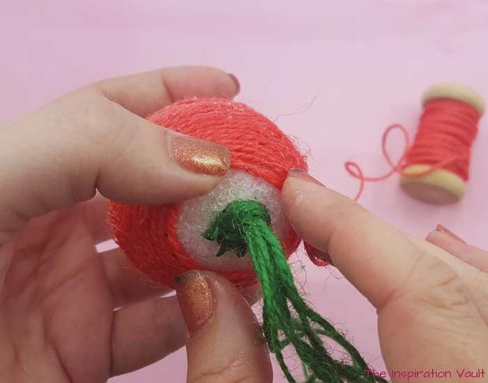 DIY Rustic Carrots Step 9b