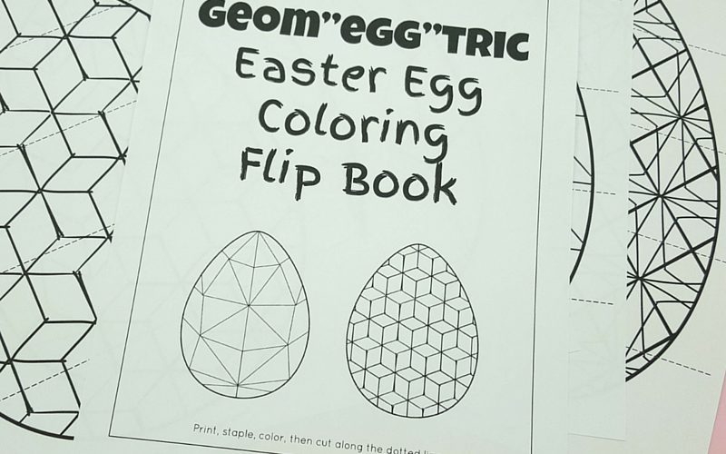 Geomeggtric Easter Egg Feature