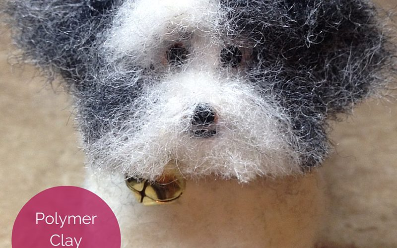 Polymer Clay Shih Tzu Feature Image