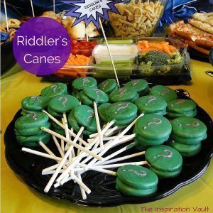 Riddler's Canes Feature