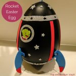 Rocket Easter Egg
