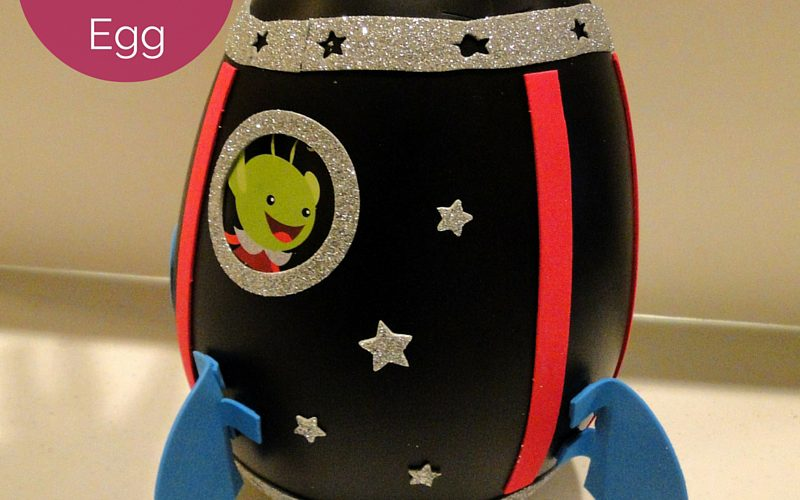 Rocket Easter Egg Feature