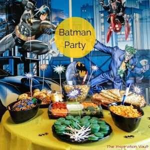 Batman Party Feature