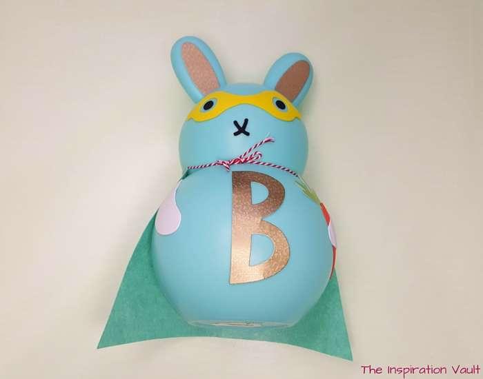 Superbunny Easter Kids Craft Complete
