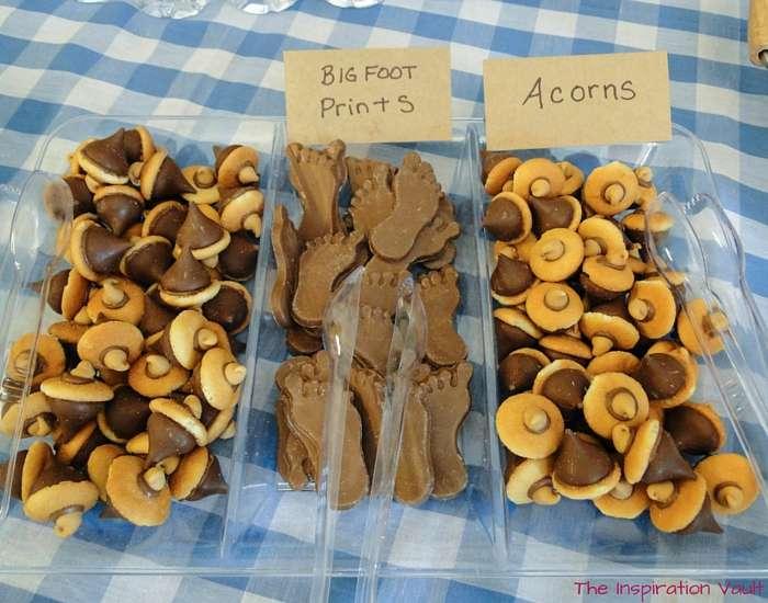 Edible Acorns Complete