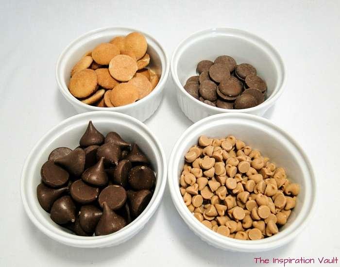 Edible Acorns Materials