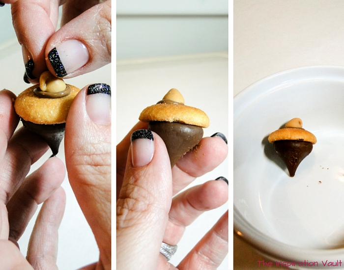 Edible Acorns Step 5