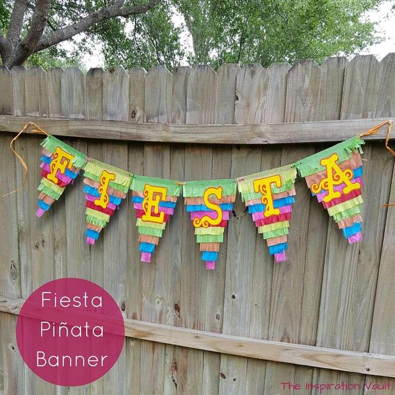 Fiesta Pinata Banner Feature