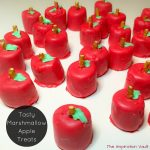 Tasty Marshmallow Apple Treats