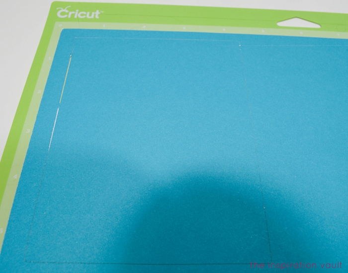 #1 Teacher Cricut Card Step 2