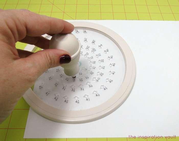 MS Circle Cutter Cuts 1