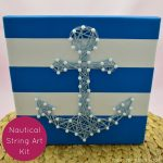 Nautical String Art Kit