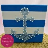 Nautical String Art Kit Feature