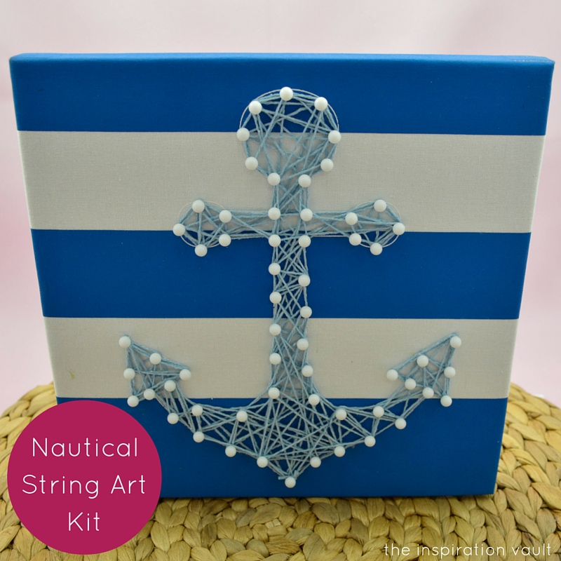 Nautical String Art Kit Feature