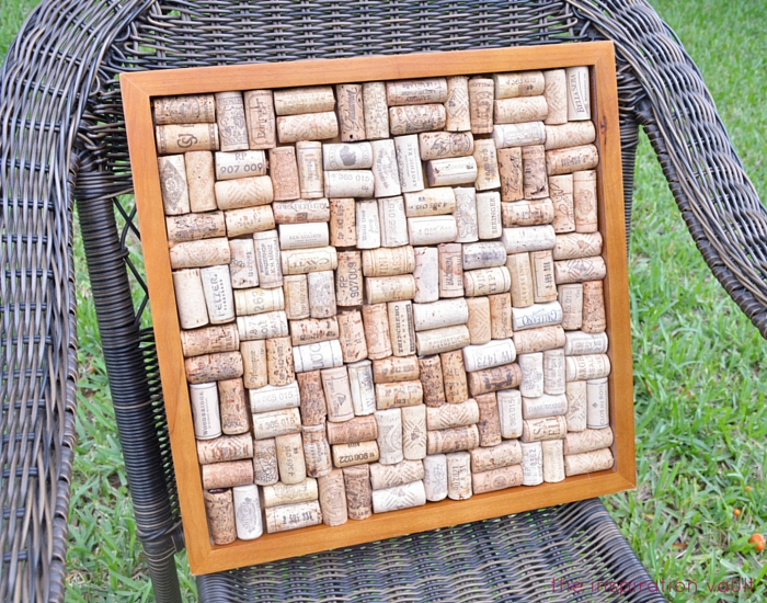 Confessions of a Wine Cork Hoarder Chair