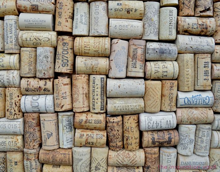Confessions of a Wine Cork Hoarder Close Up