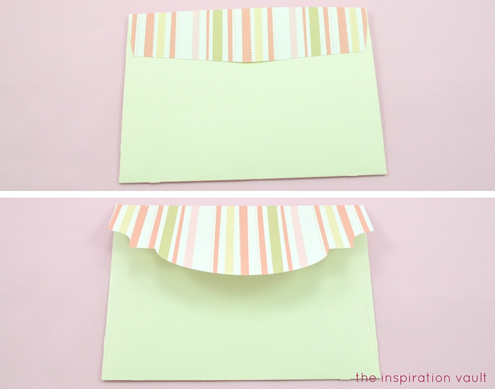 Lovely Daisy Cricut Birthday Card Step 17b