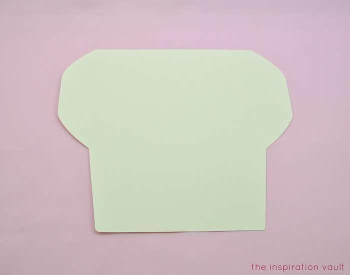 Lovely Daisy Cricut Birthday Card Step 6b