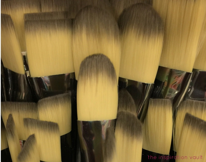 Oh the Things I Would Buy Paint Brushes