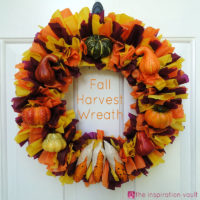 Fall Harvest Wreath Feature Image