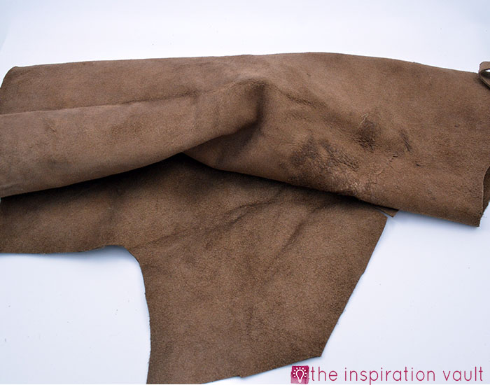 Fabric Stash Excavation Brown Leather