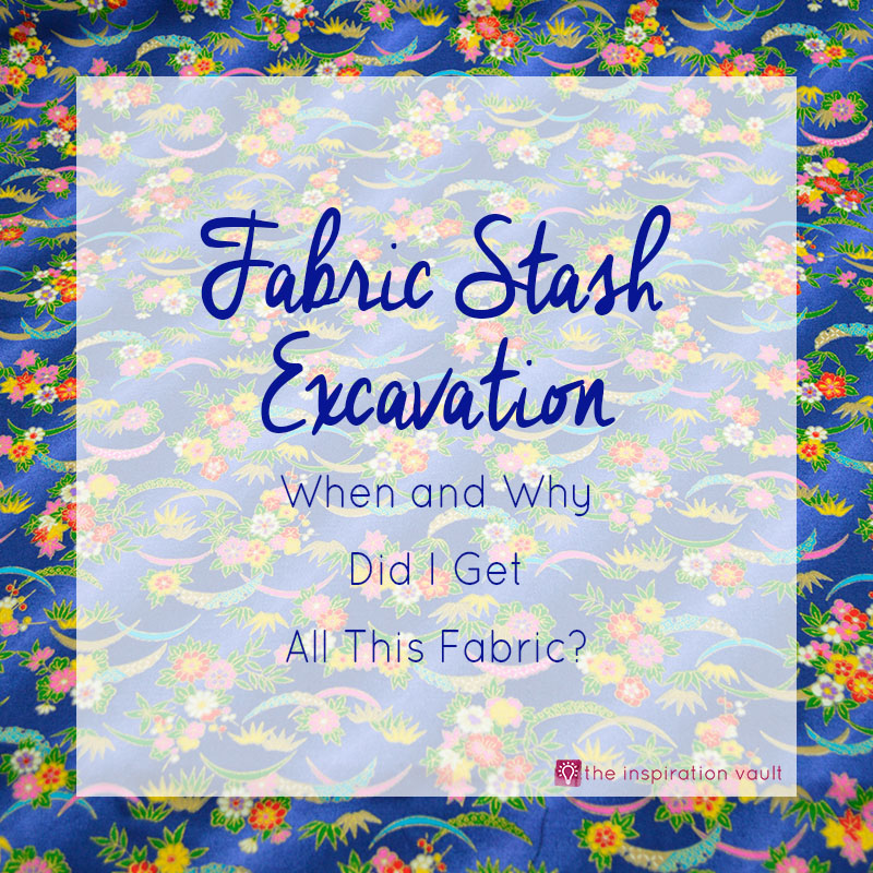 Fabric Stash Excavation Feature Image