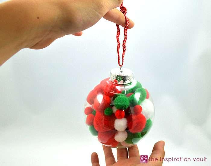 kids-pom-pom-christmas-ornament-complete