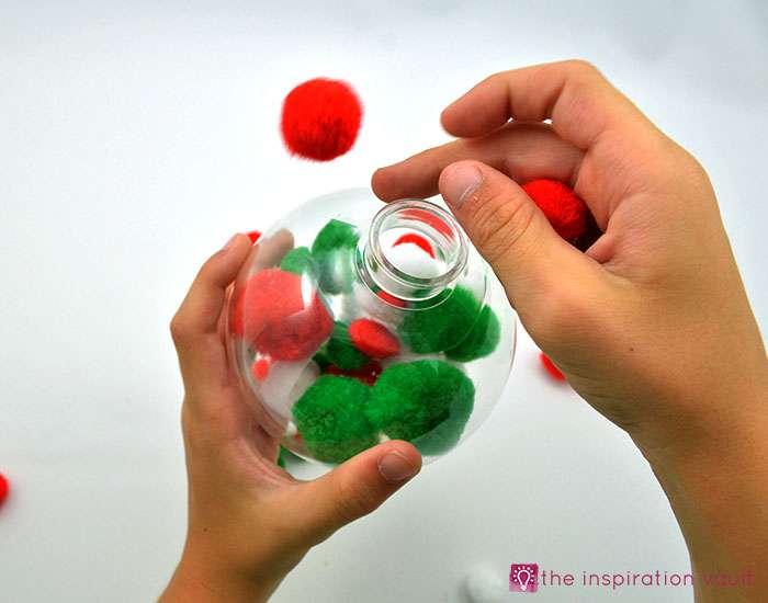 kids-pom-pom-christmas-ornament-step-2a