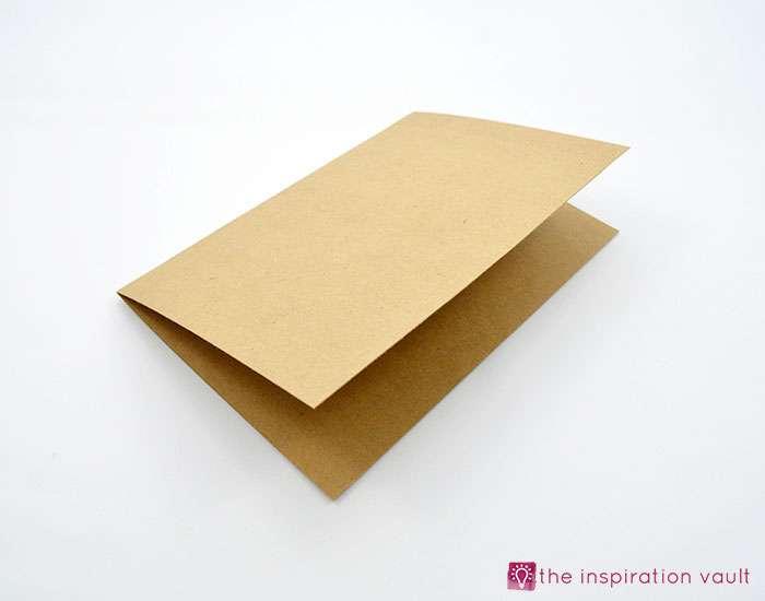 rustic-handmade-christmas-card-step-1