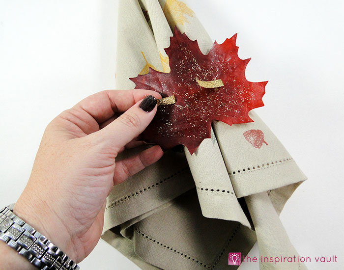 sparkly-fall-leaf-napkin-rings-step-6b