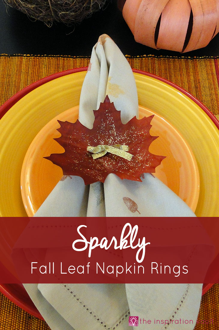 sparkly-fall-leaf-napkin-rings-thanksgiving-craft-tutorial