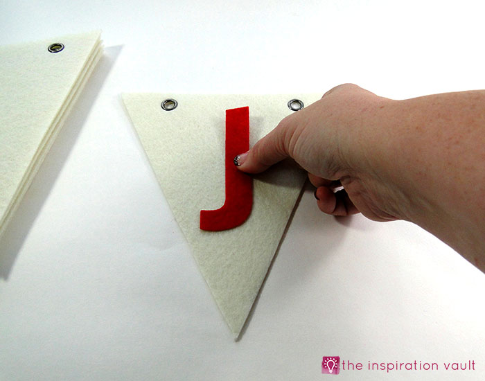 jingle-bells-pennant-banner-step-2