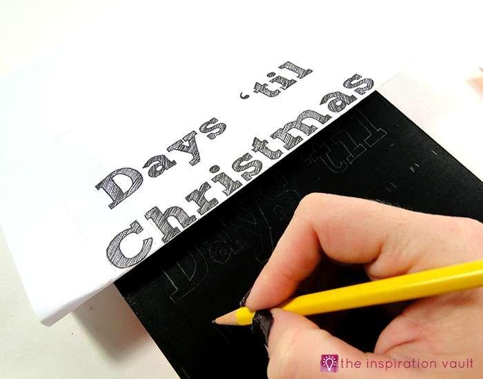 christmas-countdown-sandwich-board-step-2