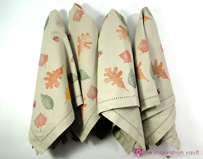 fall-leaf-stamped-cloth-napkins-complete
