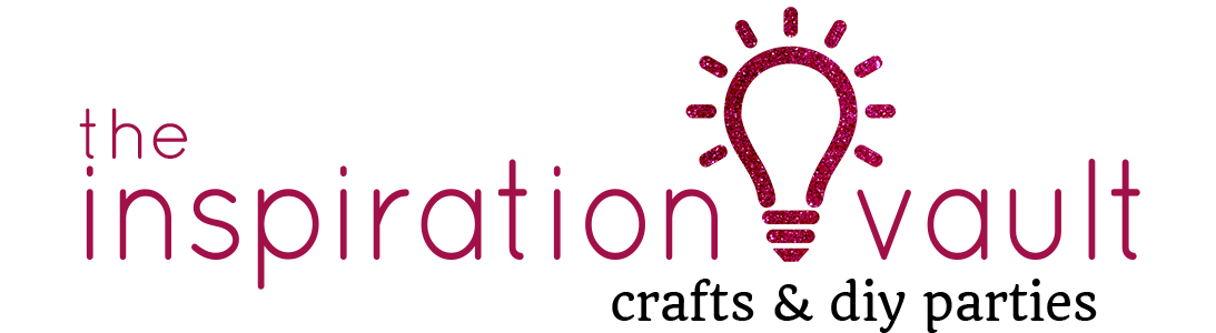The Inspiration Vault - Crafts + DIY Parties & More